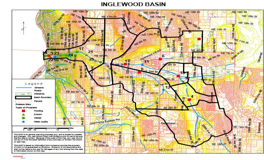 Inglewood Basin Parcel Map