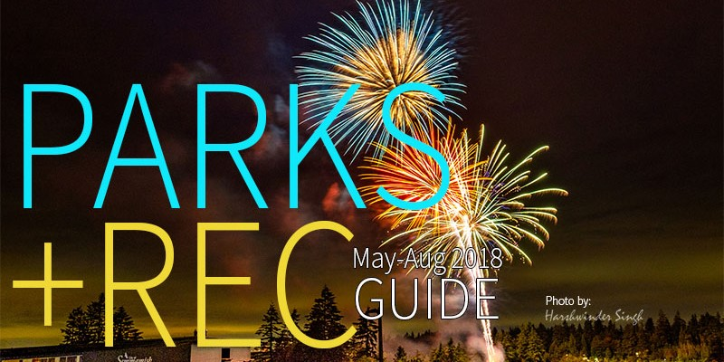 Parks and Recreation Guide - Summer